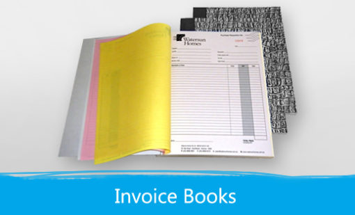 Invoice books print depot for Invoice book office depot