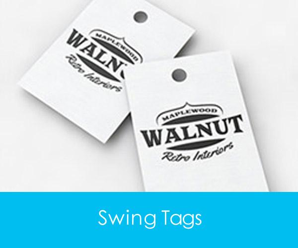 Swing Tags
