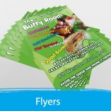 Full Colour Flyers