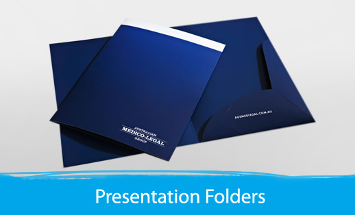 Presentation Folders