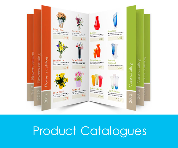 Custom Product Catalogue Printing & Design